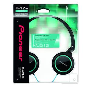 Pioneer SE-MJ512 Headphone